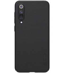 "Juodas dėklas Xiaomi Mi9 SE telefonui ""Nillkin Frosted Shield"""