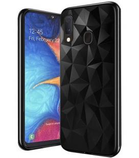 Dėklas Prism Samsung A202 A20e juodas