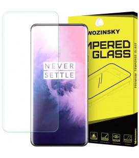 """Apsauginis grūdintas stiklas Oneplus 7 telefonui """"Wozinsky"""""""