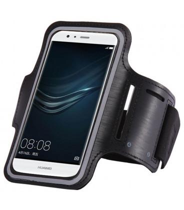 """Universalus dėklas ant rankos telefonams iki 6.0"""" - Juodas"""