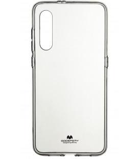 """Skaidrus silikoninis dėklas Xiaomi Mi 9 telefonui """"Mercury Goospery Pearl Jelly Case"""""""