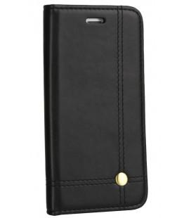 """Dėklas """"Prestige Book"""" Samsung A505 A50 juodas"""