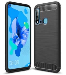 """Juodas dėklas Huawei P20 Lite 2019 telefonui """"Tech-Protect"""""""