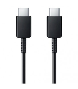 "Originalus juodas Samsung Type C - Type C laidas ""EP-DA705BBE"""