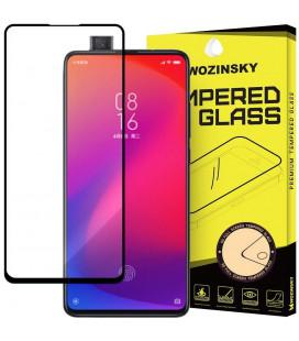 """Juodas apsauginis grūdintas stiklas Xiaomi Mi 9T telefonui """"Wozinsky Full Glue CF"""""""