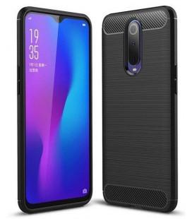 """Juodas dėklas Xiaomi Mi 9T telefonui """"Tech-Protect"""""""