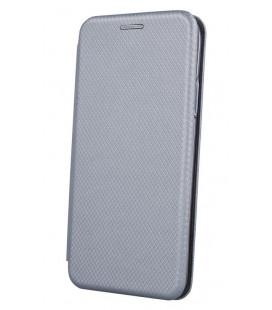 """Dėklas """"Smart Verona"""" Samsung A202 A20e pilkas"""
