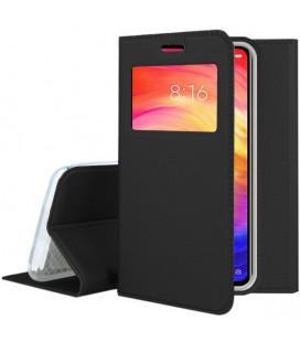"Dėklas ""Smart Look"" Xiaomi Redmi Note 7/Note 7 Pro juodas"