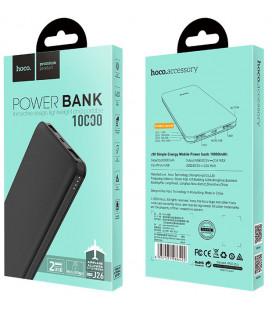 Išorinė baterija POWER BANK HOCO J26 10000mAh juoda