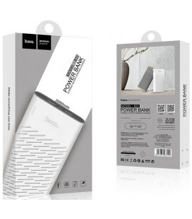Išorinė baterija POWER BANK HOCO B31 20000mAh balta
