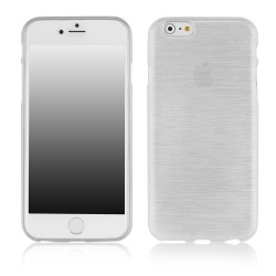 iPhone 5 ir 5s Surazo odinis Flip tipo telefono dėklas pagamintas iš natūralios odos rudas