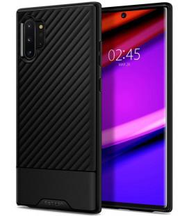 """Juodas dėklas Samsung Galaxy Note 10 Plus telefonui """"Spigen Core Armor"""""""