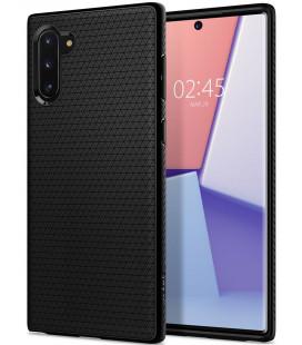 """Juodas dėklas Samsung Galaxy Note 10 telefonui """"Spigen Liquid Air"""""""