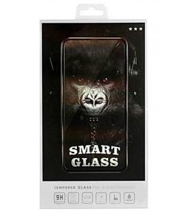 """Juodas apsauginis grūdintas stiklas Xiaomi Mi 9 SE telefonui """"Smart Glass"""""""