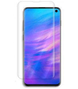 """Apsauginė ekrano plėvelė Samsung Galaxy S10 telefonui (Visam ekranui) """"Premium TPU"""""""