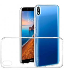 """Skaidrus silikoninis dėklas Xiaomi Redmi 7A telefonui """"Clear"""""""