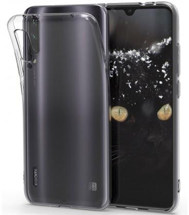"""Skaidrus silikoninis dėklas Xiaomi Mi A3 telefonui """"Clear"""""""