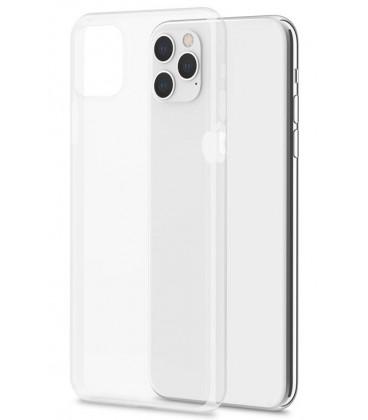 """Skaidrus silikoninis dėklas Apple iPhone 11 Pro telefonui """"Clear"""""""