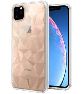 Dėklas Prism Apple iPhone 11 Max skaidrus