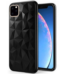 Dėklas Prism Apple iPhone 11 Max juodas