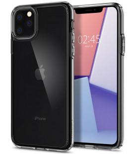 """Skaidrus dėklas Apple iPhone 11 Pro telefonui """"Spigen Crystal Hybrid"""""""