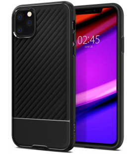"Juodas dėklas Apple iPhone 11 Pro Max telefonui ""Spigen Core Armor"""