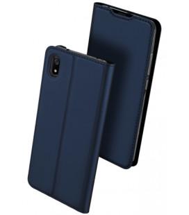 """Mėlynas atverčiamas dėklas Xiaomi Redmi 7A telefonui """"Dux Ducis Skin Pro"""""""