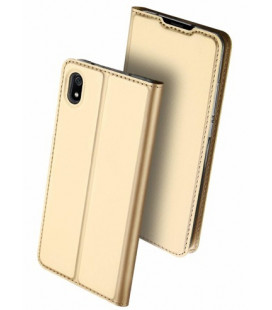 """Dėklas Dux Ducis """"Skin Pro"""" Xiaomi Redmi 7A aukso spalvos"""
