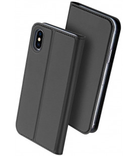 "Dėklas Dux Ducis ""Skin Pro"" Apple iPhone XS Max juodas"