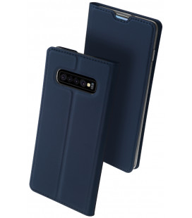 """Dėklas Dux Ducis """"Skin Pro"""" Samsung G973 S10 tamsiai mėlynas"""