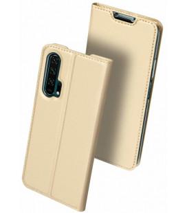 """Dėklas Dux Ducis """"Skin Pro"""" Huawei Honor 20 Pro aukso spalvos"""