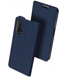 """Dėklas Dux Ducis """"Skin Pro"""" Huawei Honor 20 tamsiai mėlynas"""