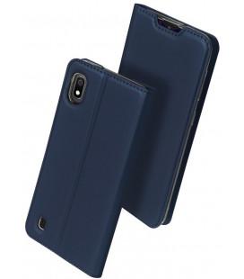 "Dėklas Dux Ducis ""Skin Pro"" Samsung A105 A10 tamsiai mėlynas"