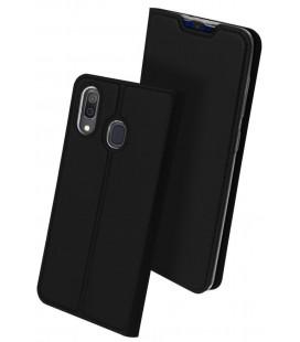 "Dėklas Dux Ducis ""Skin Pro"" Samsung A202 A20e juodas"