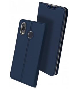 "Dėklas Dux Ducis ""Skin Pro"" Samsung A202 A20e tamsiai mėlynas"