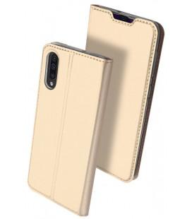 "Dėklas Dux Ducis ""Skin Pro"" Samsung A505 A50 aukso spalvos"