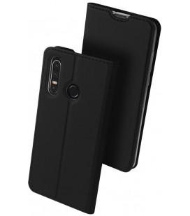 """Dėklas Dux Ducis """"Skin Pro"""" Huawei P30 Lite juodas"""