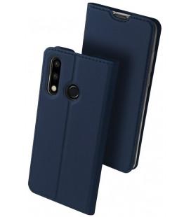 """Dėklas Dux Ducis """"Skin Pro"""" Huawei P30 Lite tamsiai mėlynas"""