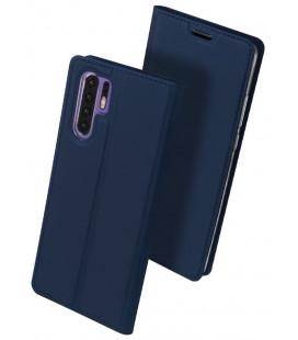 """Dėklas Dux Ducis """"Skin Pro"""" Huawei P30 Pro tamsiai mėlynas"""