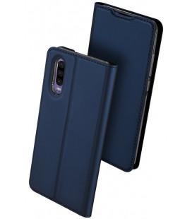 """Dėklas Dux Ducis """"Skin Pro"""" Huawei P30 tamsiai mėlynas"""