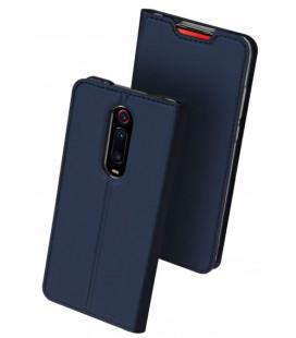 """Mėlynas atverčiamas dėklas Xiaomi Mi 9T / 9T Pro telefonui """"Dux Ducis Skin Pro"""""""
