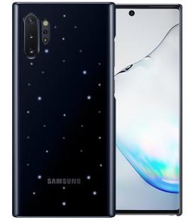 """Originalus juodas dėklas """"LED Cover"""" Samsung Note 10 Plus telefonui """"EF-KN975CBEGWW"""""""