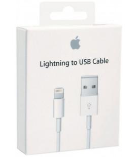 """Originalus baltas Lightning USB laidas """"MD818ZM/A"""""""