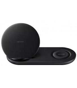 """Originalus Samsung belaidis pakrovėjas """"Wireless charging pad Duo EP-N6100TBEGWW"""""""