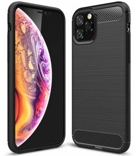 "Juodas dėklas Apple iPhone 11 Pro telefonui ""Tech-Protect"""