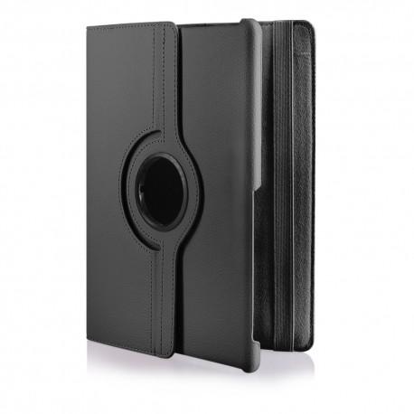 """Juodas atvečiamas dėklas Samsung Galaxy Tab S (8,4') T700 planšetei """"ROTATE"""""""
