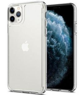 "Skaidrus dėklas Apple iPhone 11 Pro telefonui ""Spigen Quartz Hybrid"""