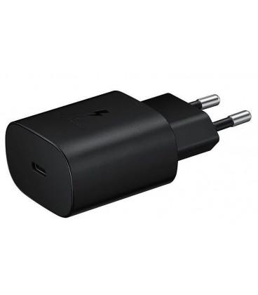 """Originalus Samsung juodas Fast Charge 3A TypeC pakrovėjas """"EP-TA800EBE"""""""
