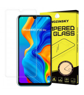 """Apsauginis grūdintas stiklas Huawei P30 Lite telefonui """"Wozinsky"""""""