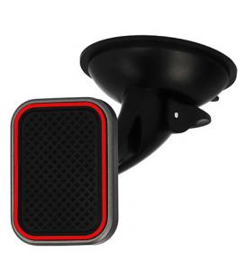 Universalus magnetinis automobilinis telefono laikiklis TXR su raudonu rėmeliu